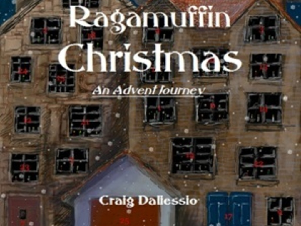 """A Ragamuffin Christmas...an advent journey""'s video poster"