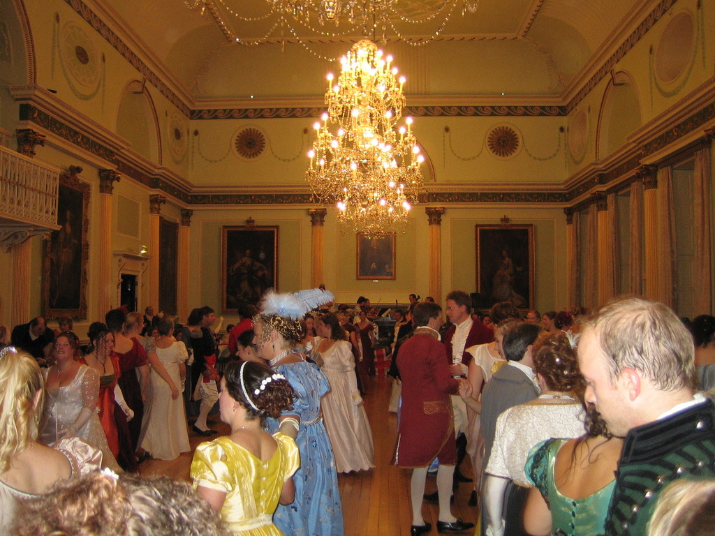 Regency Michaelmas Ball's video poster