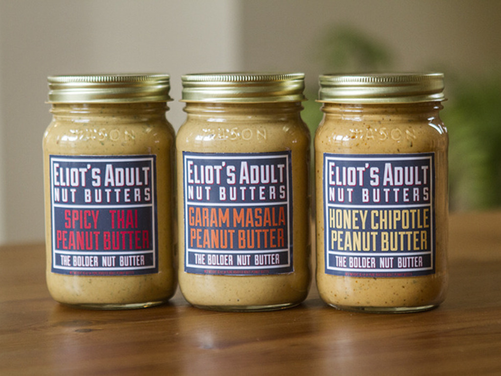 Eliot's Adult Nut Butters's video poster