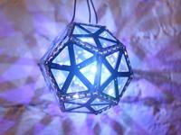 BlinkyTile: Build Your Own Dynamic Light Sculptures