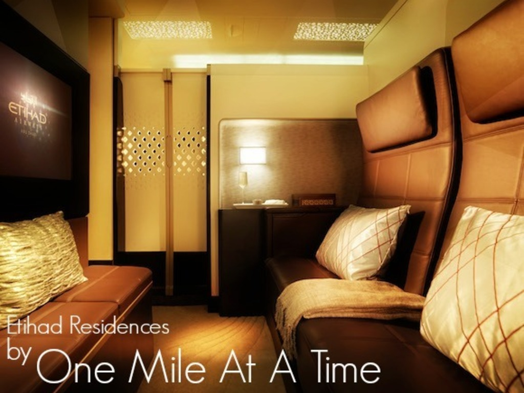 One Mile at a Time: The Etihad Residences's video poster