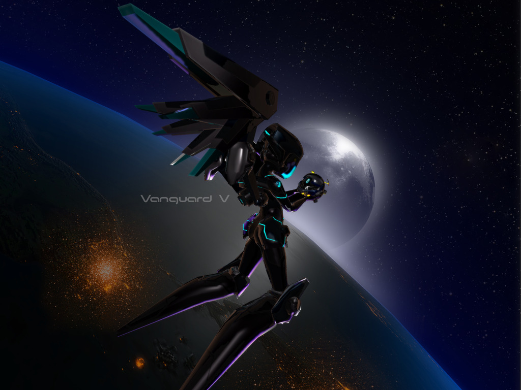 Vanguard V's video poster
