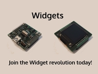 Widgets: Powerful. Flexible. Stackable. Loveable