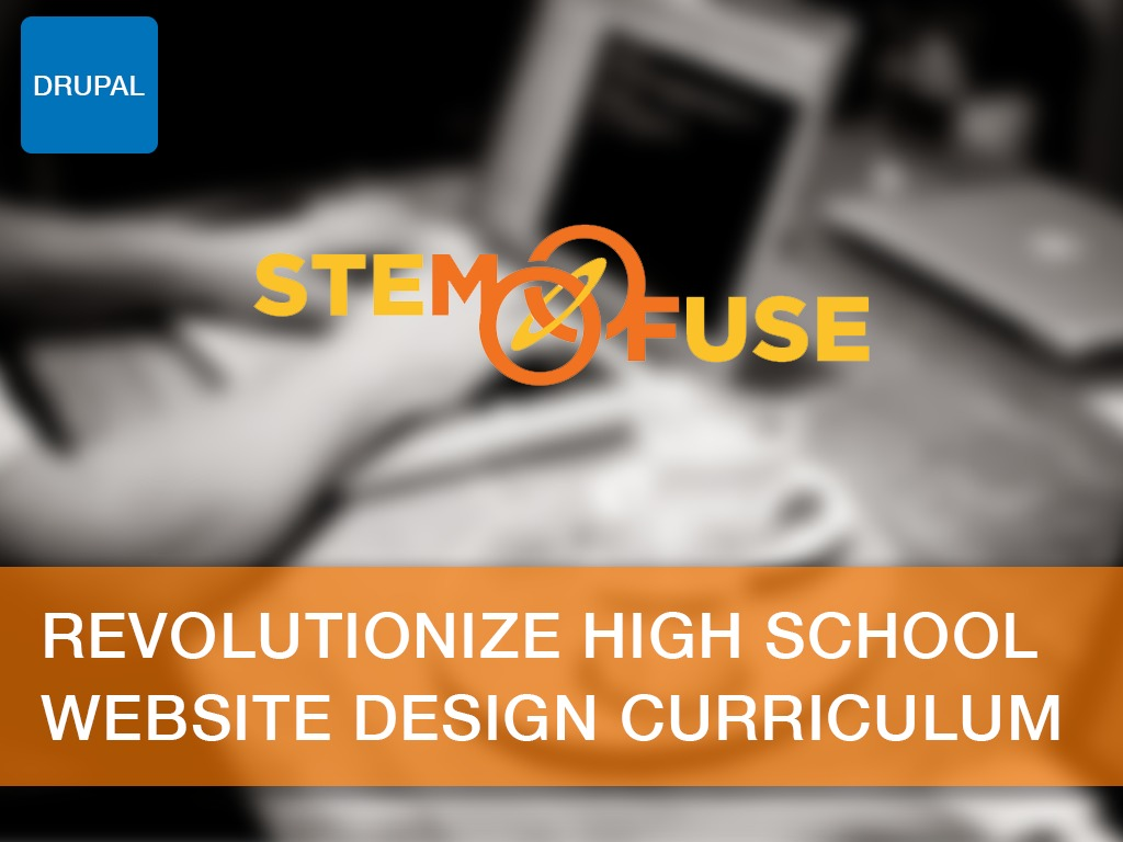 Revolutionizing Website Design Curriculum in High Schools's video poster