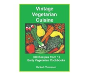 Vintage Vegetarian Cuisine cookbook