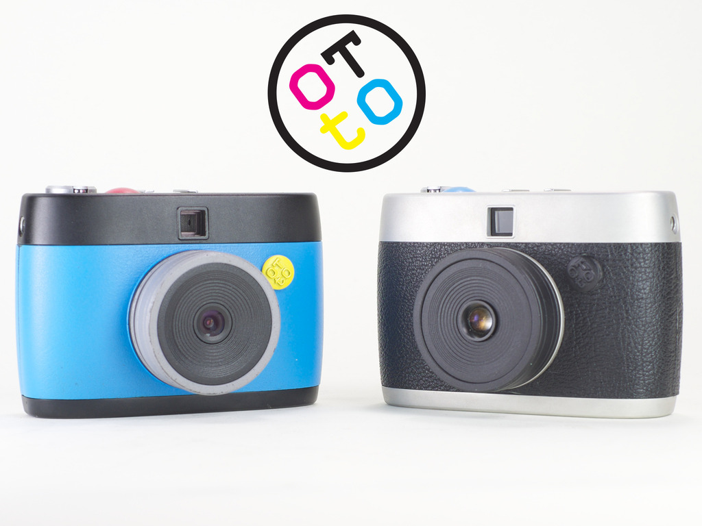 Meet OTTO - The Hackable GIF Camera's video poster
