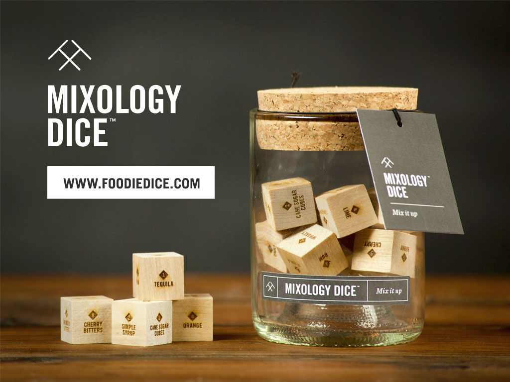 Mixology Dice: Mix it up's video poster