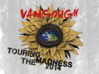 Vangough Touring the Madness North American Tour + Live CD