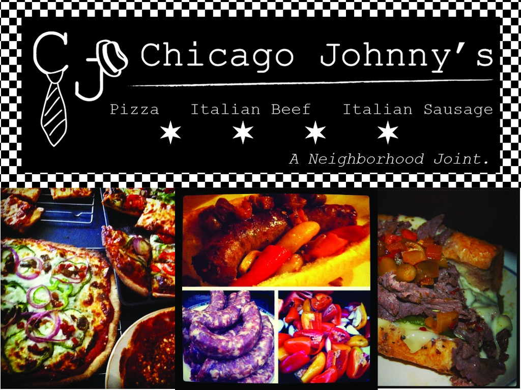 Chicago Johnny's Pizza, Italian Beef, Italian Sausage Joint's video poster