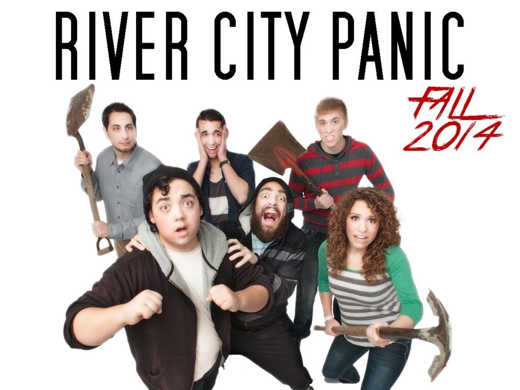 River City Panic's video poster