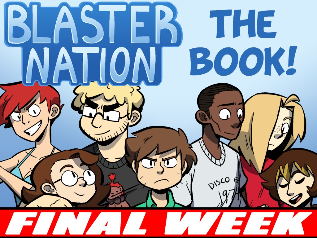 Blaster Nation - The Book!'s video poster