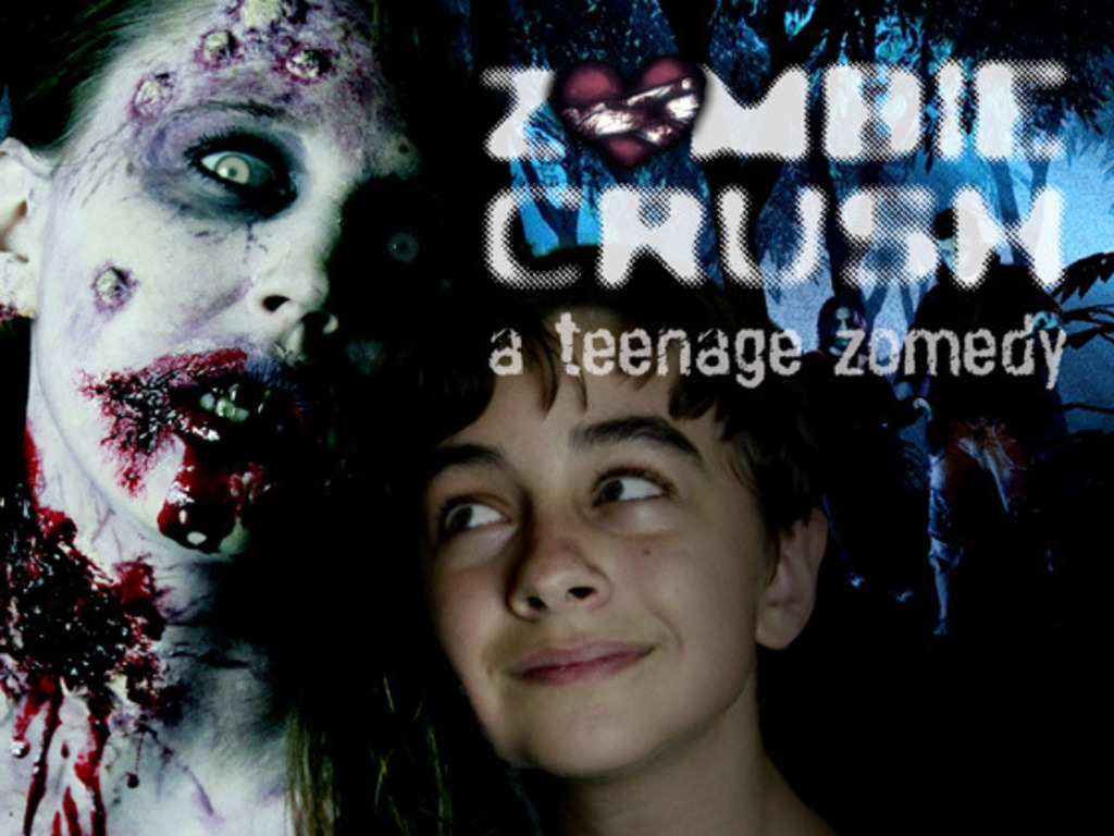 Zombie Crush: A Teenage Zomedy's video poster