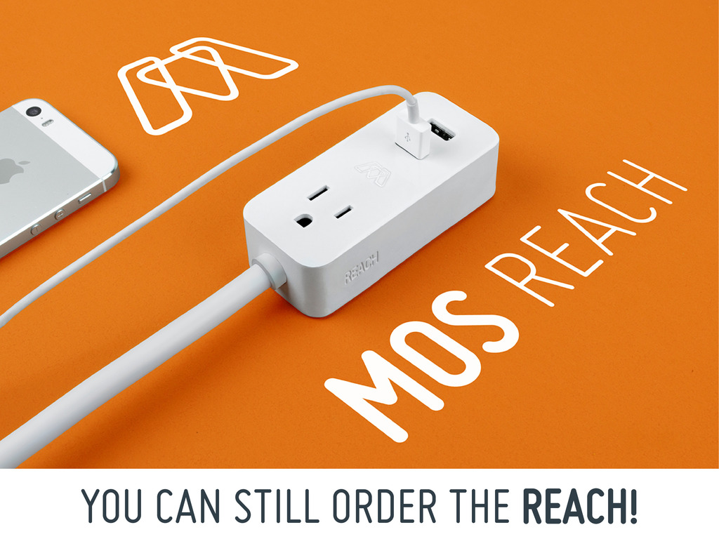 MOS Reach - Power Everywhere's video poster