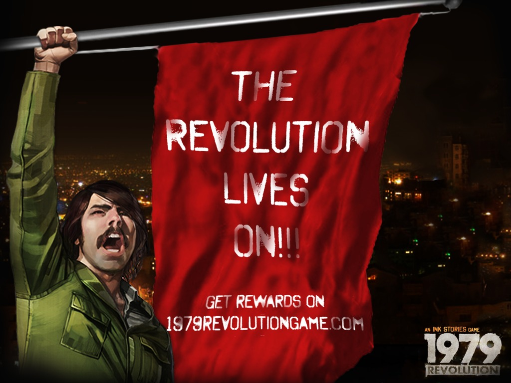 1979 REVOLUTION: Black Friday's video poster
