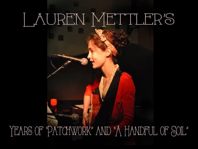 Lauren Mettler's Kickstarter