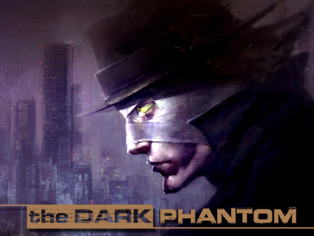 The Dark Phantom's video poster