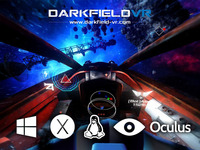 Darkfield - CO-OP Space Dogfight
