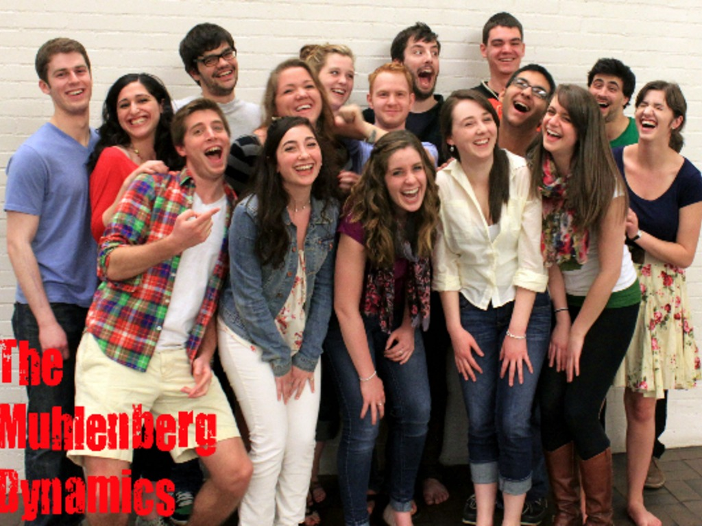 The Muhlenberg Dynamics' Newest CD!'s video poster