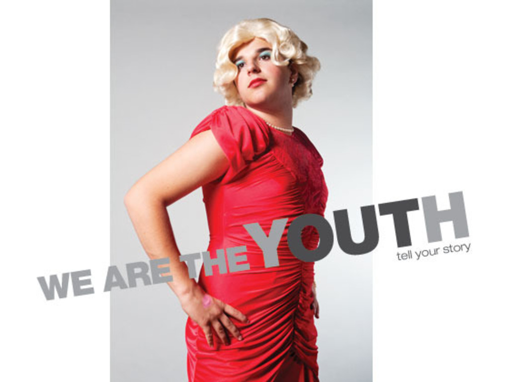 WE ARE THE YOUTH: Tell Your Story's video poster