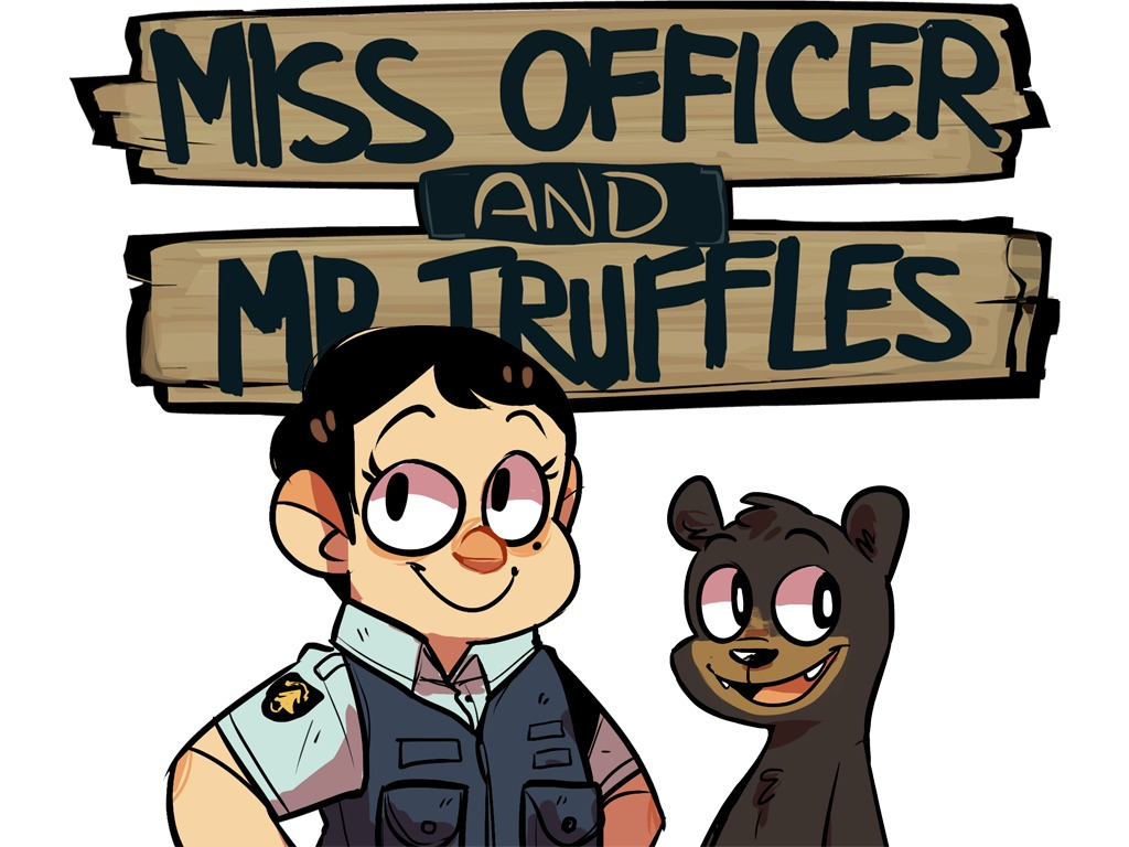 Miss Officer and Mr. Truffles (Canceled)'s video poster