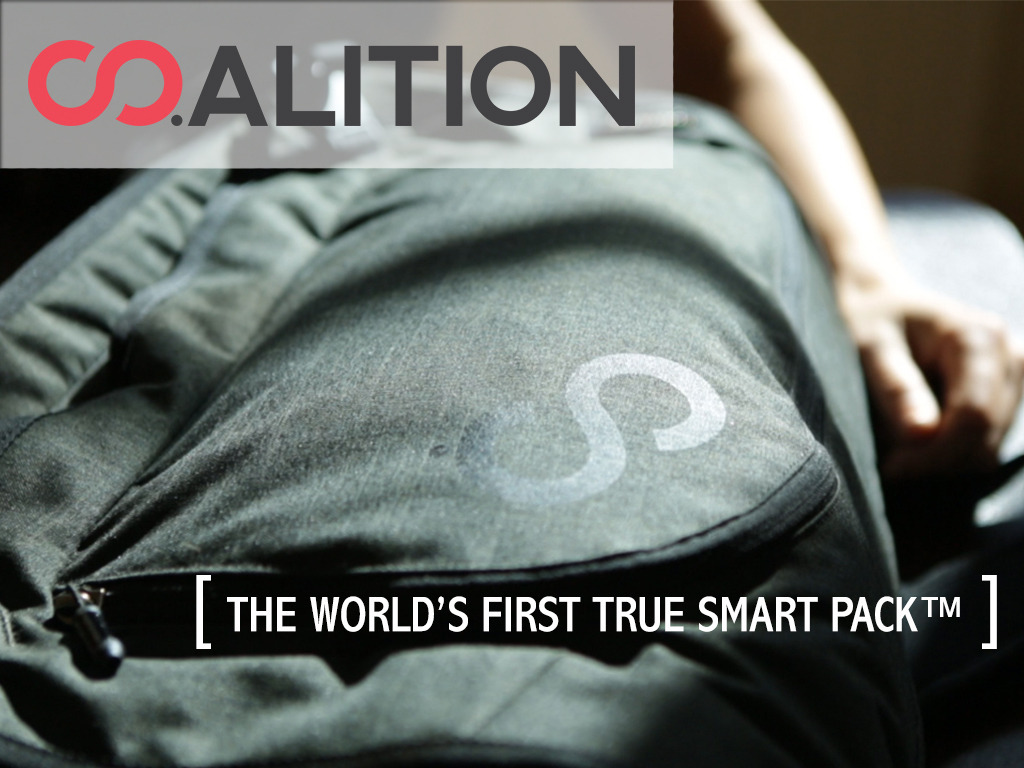 The Colfax: The World's First TRUE Smart Pack™ by CO.ALITION's video poster