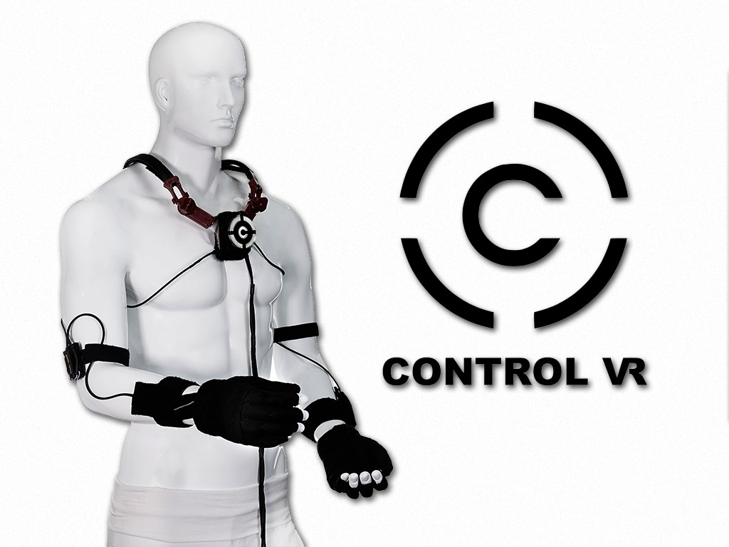Control VR- The Future of Virtual Reality, Animation & more's video poster