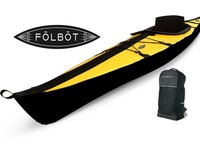 Folbot Black Edition Portable Kayak - Unfold New Adventures
