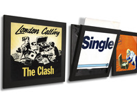 The Flip Frame for Vinyl Singles