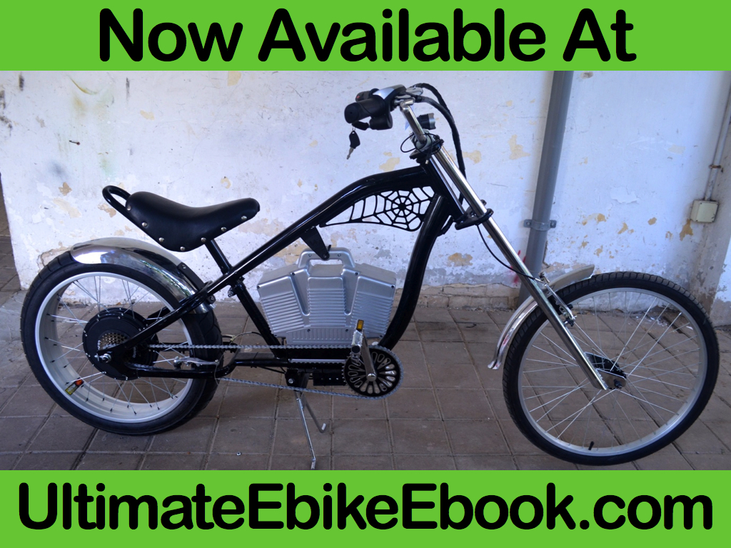 Learn How to Build Your Own Electric Bicycle - The Hardcover's video poster