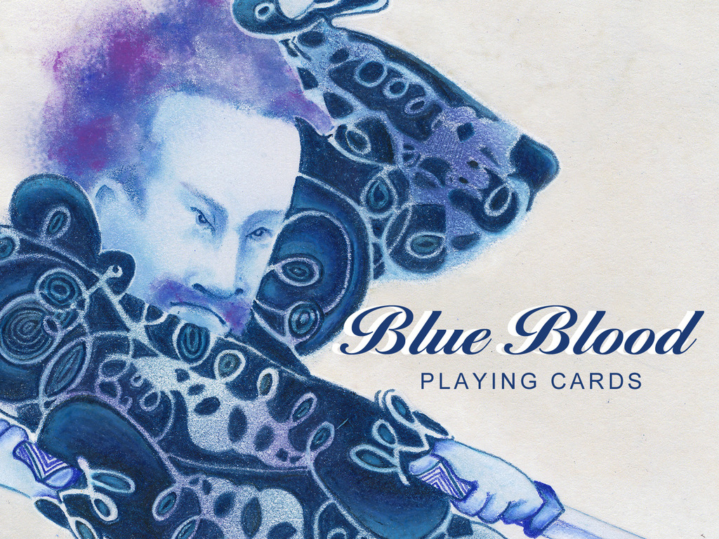Blue Blood Playing Cards's video poster