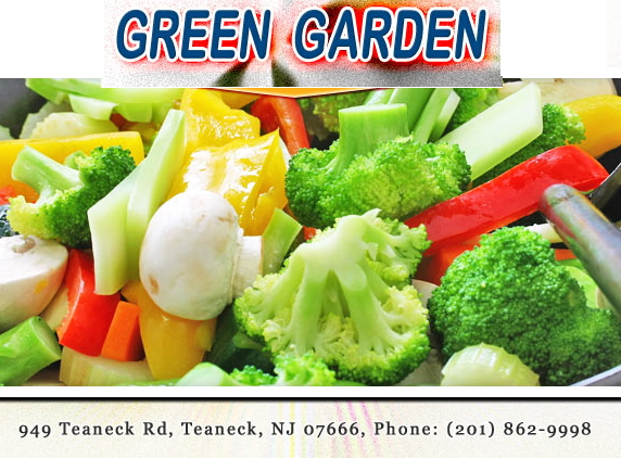 Green Garden Chinese Restaurant 949 Teaneck Rd Teaneck Nj 07666