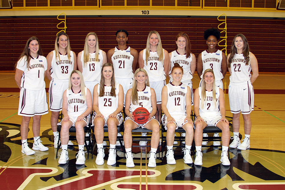 kutztown university athletics 2018 19 women s basketball roster
