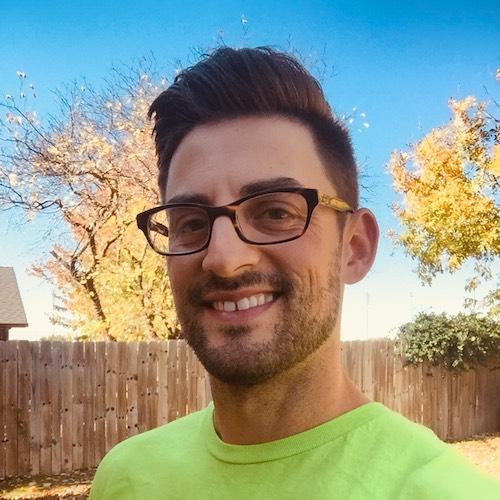 Author Paul Lopez