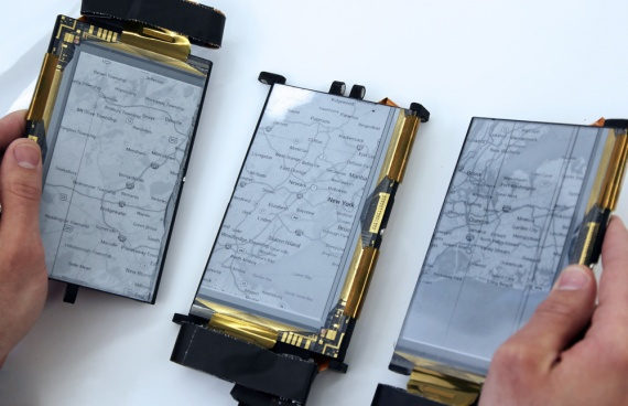 PaperFold Smartphone