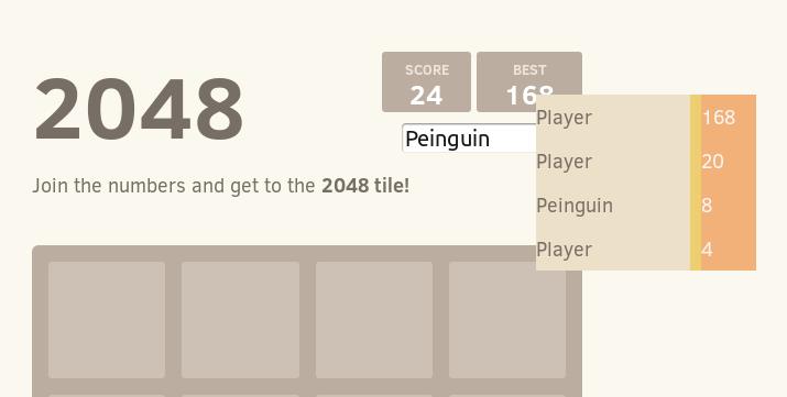 2048 in Erlang