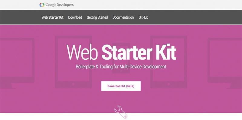 Web Starter Kit