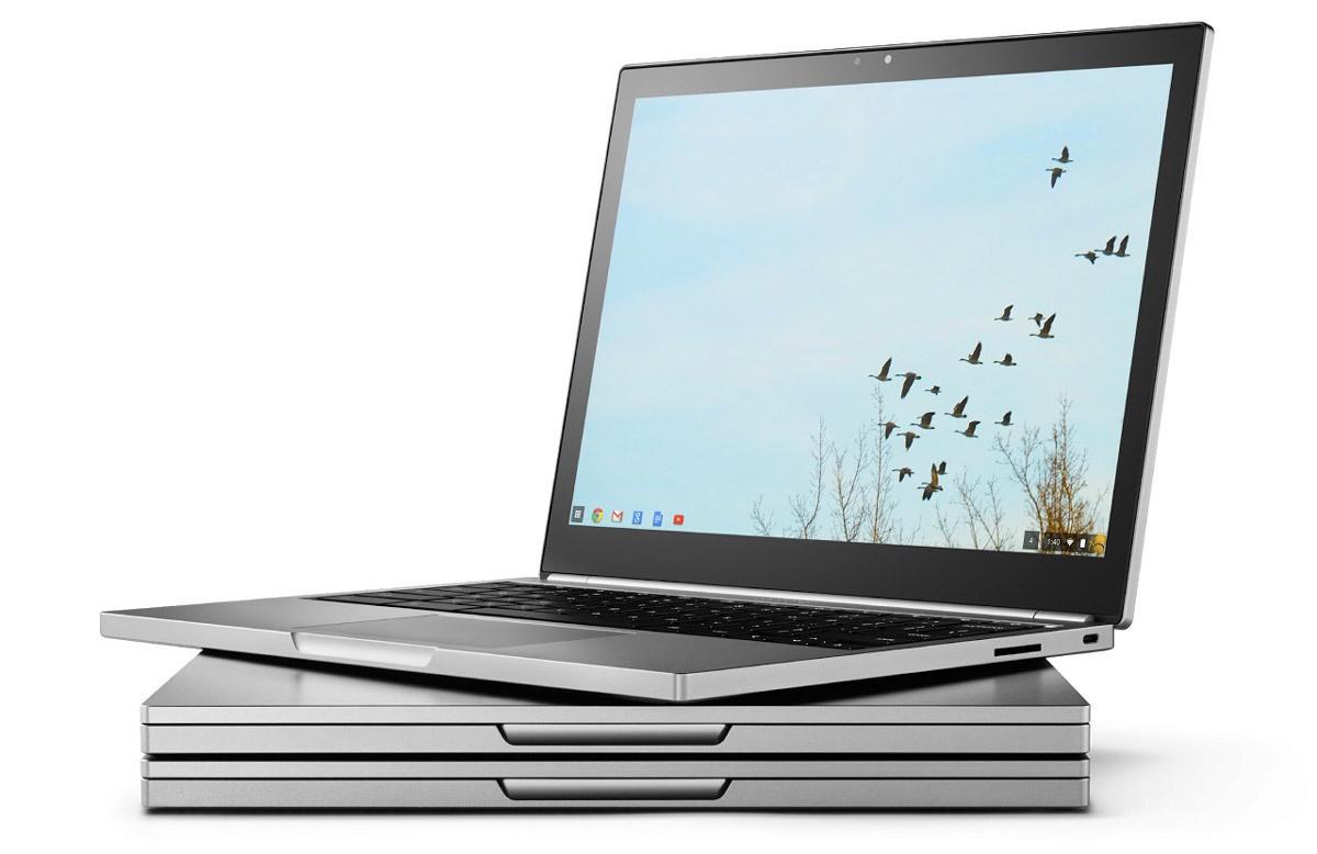 USB Type-C on Google ChromeBook Pixel