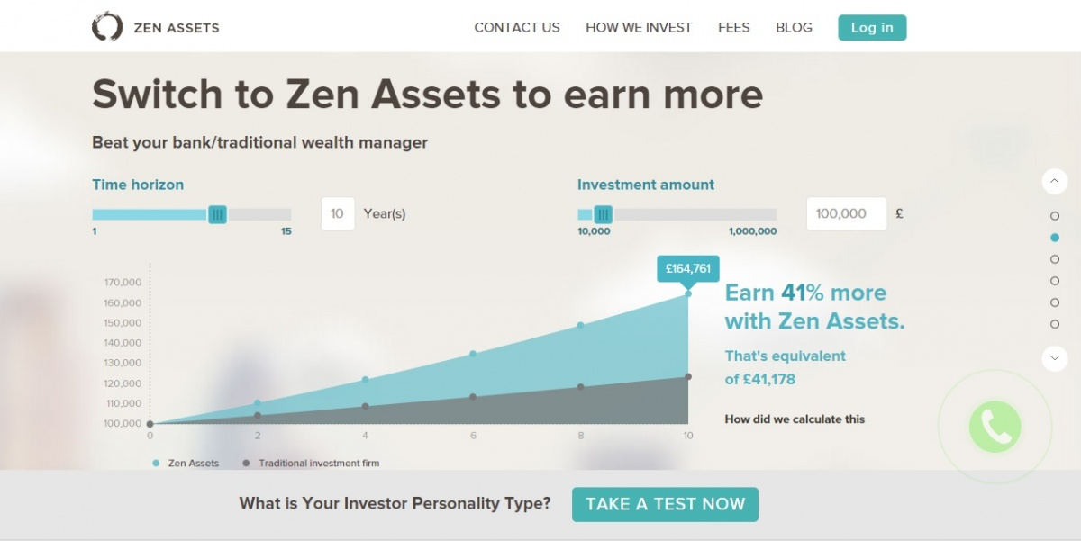 Why online investment advisor might be a better option than a bank