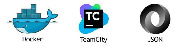 Docker - TeamCity - JSON