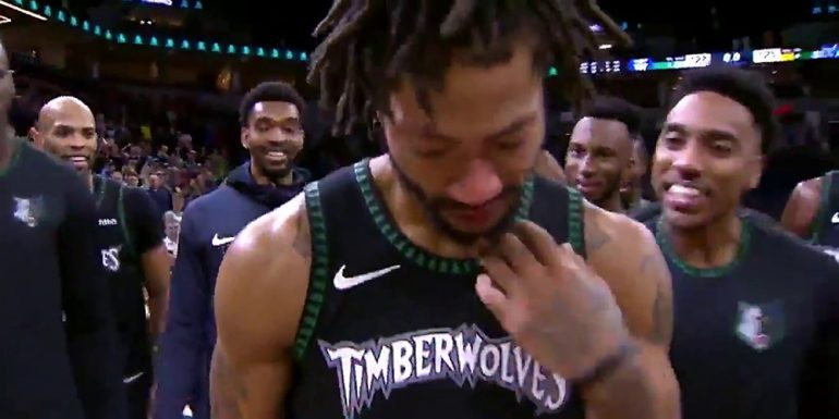 650a2539695 Derrick Rose s comeback is inspiring but is it still okay to root for him