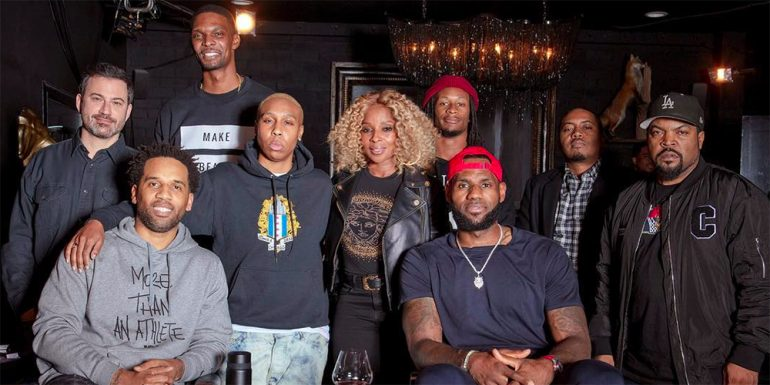 74c3574bf2de What makes LeBron s HBO hit show  The Shop  must-watch TV