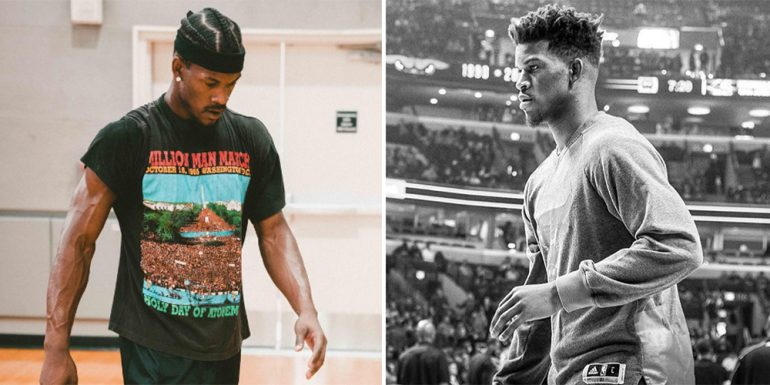 Why Jimmy Butler S Work Ethic Makes Him One Of The Greatest In The Game