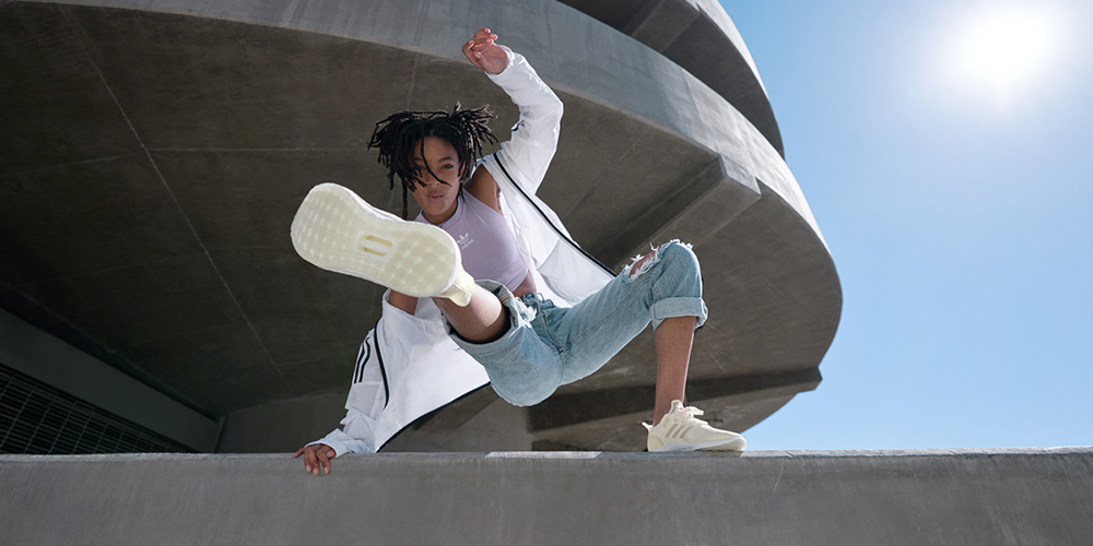 adidas signs Willow Smith for fully