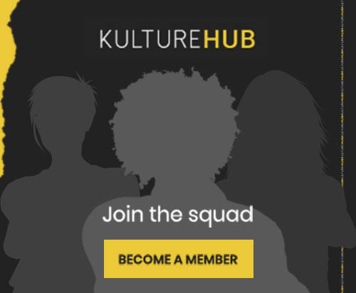 Kulture Hub Newsleter Sign Up