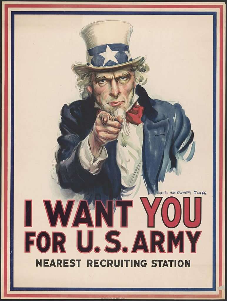 Uncle Sam Propaganda
