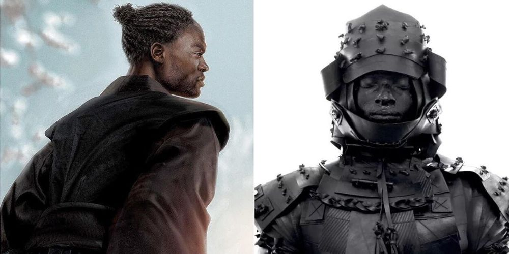 All bets are on LeSean Thomas, Stanfield, and FlyLo for Netflix's 'Yasuke'