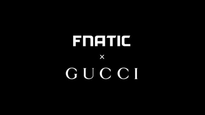 Fnatic X Gucci collaboration, Fnatic.com