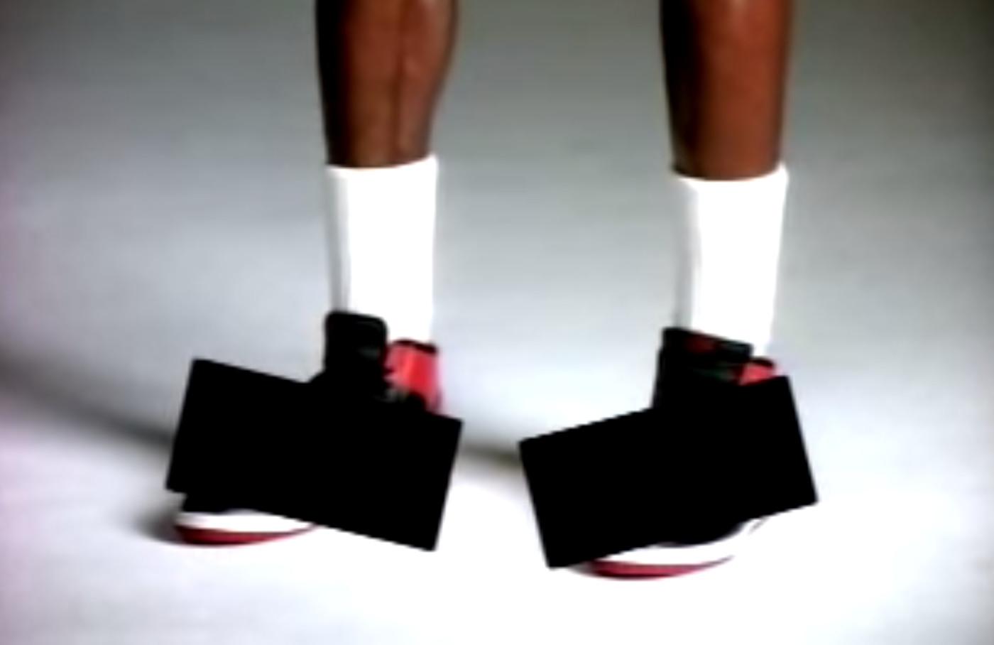 Air Jordan advertisement, 1984.