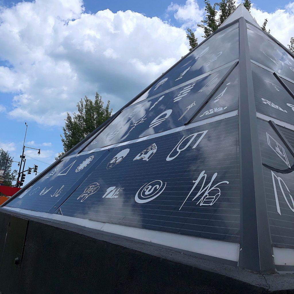 Shala's Bronzeville Solar Pyramid