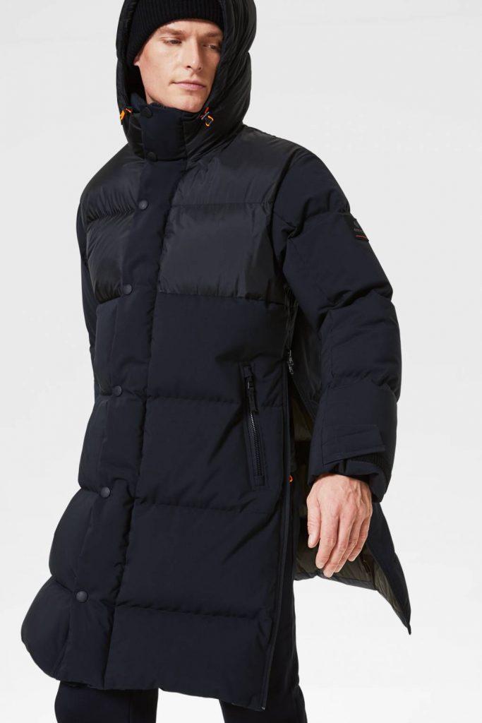 Bogner Aaron Down winter Coat In Black